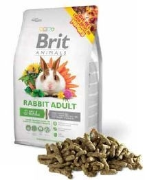 BRIT konijnenvoer rabbit adult