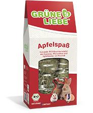 Grüne Liebe - Apfelspass geperste hooiblokken