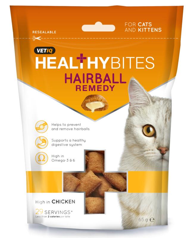 VetIQ Healthy Bites - Hairball Remedy