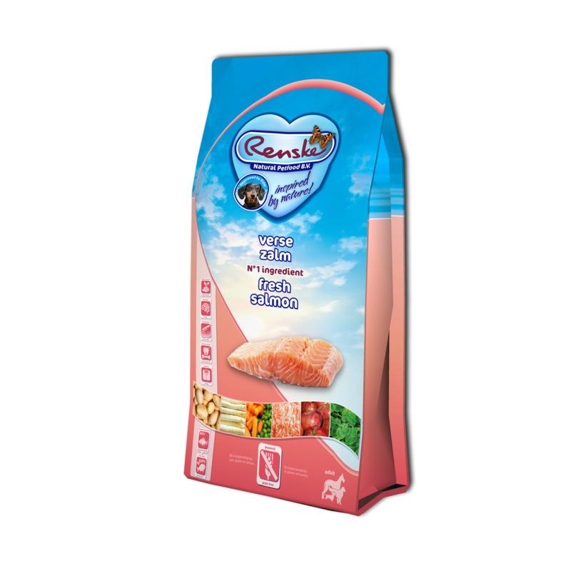 Renske Super Premium Droog zalm (vis) graanvrij