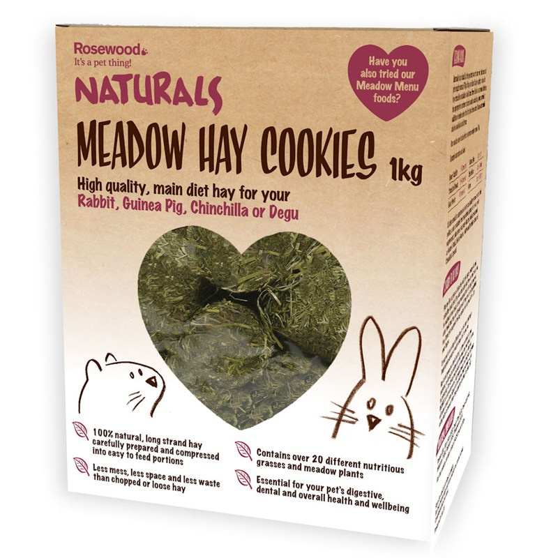 Rosewood Meadow Hay Cookies