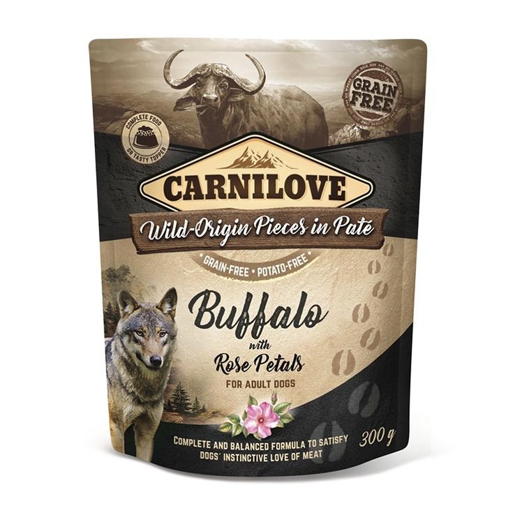 Carnilove pouch Buffalo