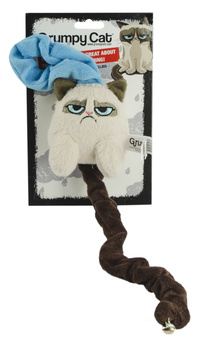 Grumpy Cat Bungee Tail