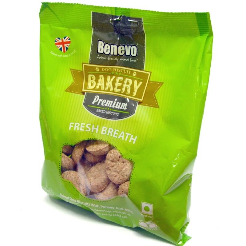 Benevo Fresh Breath Biscuits