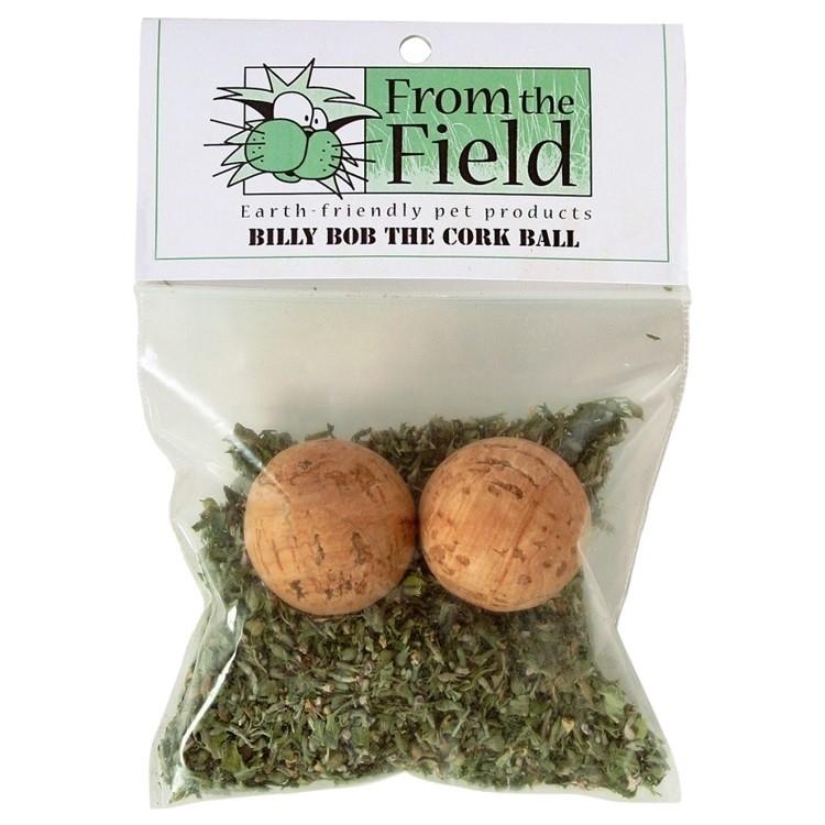 From the Field Billy Bob het kurkballetje (2 stuks)