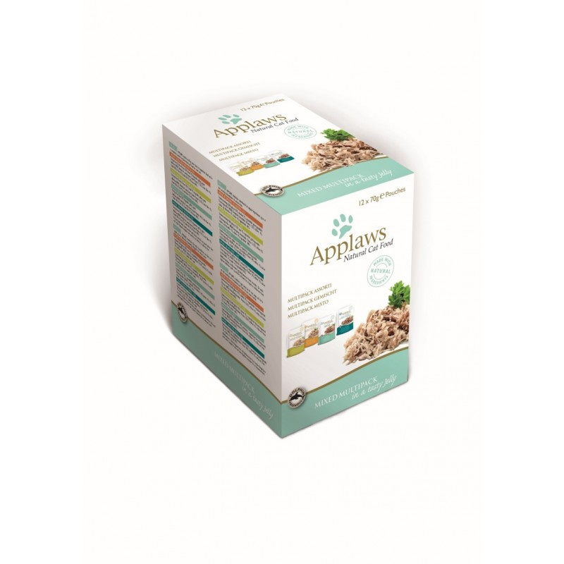 Applaws Mixed Multipack 12 x 70 gram