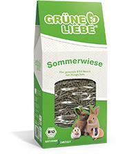 Grüne Liebe - Sommerwiese geperste hooikorrels