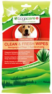 Bogacare Clean & Fresh Wipes