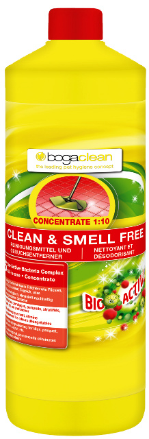 Bogaclean Clean & Smell Free Concentrate 1:10