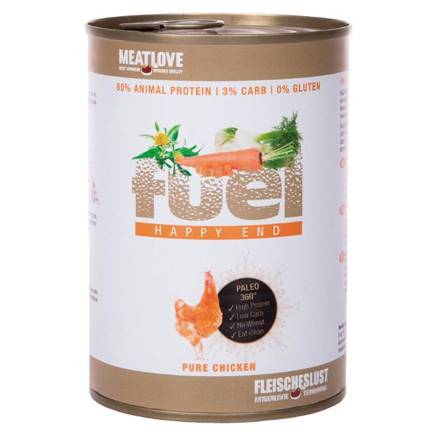 Fuel Happy end - Chicken