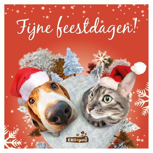 22 december 2017 - Kerstpakketten voor hond en kat