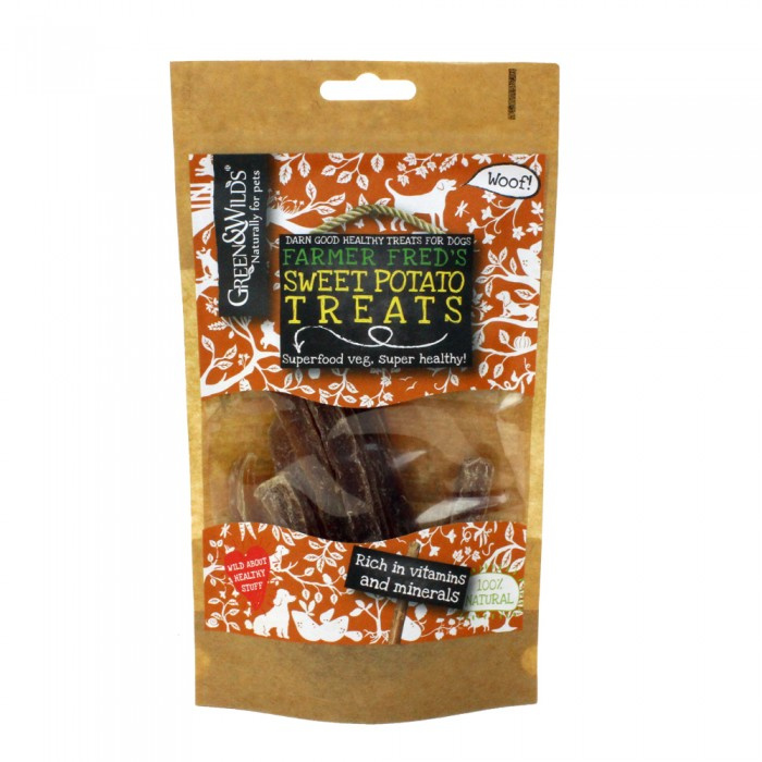 Green & Wilds Sweet Potato Treats