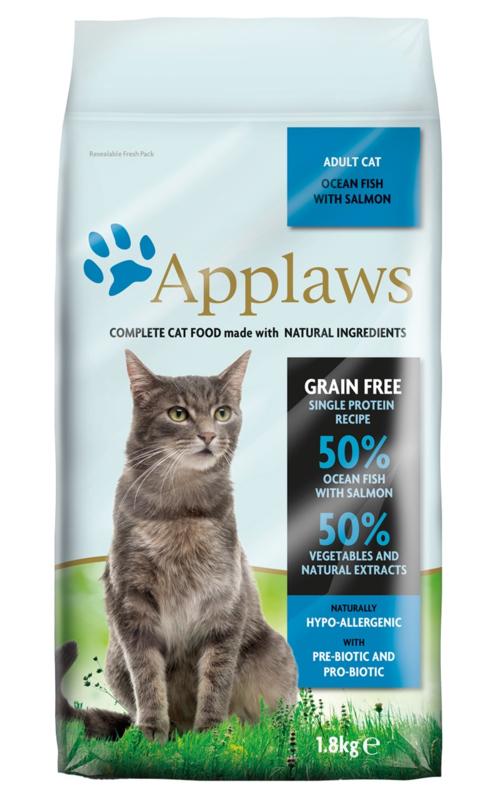 Applaws Adult Cat - Ocean Fish & Salmon