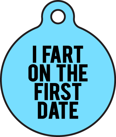 Bad Tags - I fart on the first date
