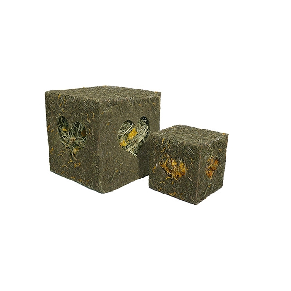 Rosewood I love Hay Cube - large