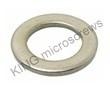 sluitring voor cilinderkop DIN 433 RVS A2 / 2,2 ( M 2 ) / 200 st.