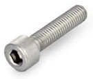 Binnenzeskantschroef Cilinderkop DIN 912 RVS A2 / M 1,6 x 4 / 100 st.