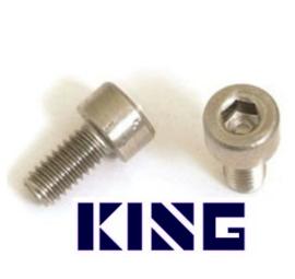 Binnenzeskant schroef Cilinderkop DIN 912 RVS A2 / M 2 x 10