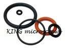 O-ring VITON (FPM / FKM) / C800 / 1,0 x 1,0 / 4 st.