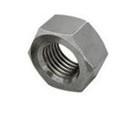 zeskantmoer RVS A1 (gedraaid) DIN 934 / M 1,4 /  10 st.