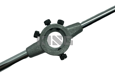 Snijplaathouder lichtmetaal 20 x 5mm (M2,5 - M6)