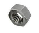 zeskantmoer RVS A1 (gedraaid) DIN 934 / M 1 / 10 st.