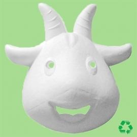 Masker papier macé geit (DKW 014-186)