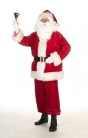 Kerstman Luxe 4-delig maat M OP=OP (DKE 024-014)