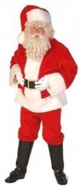 Kerstman Pluche maat L (DKW 024-030)