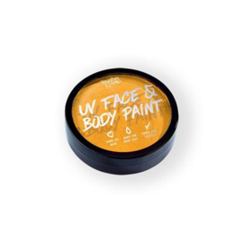 UV face&body cake paint orange (18g) (004-302)