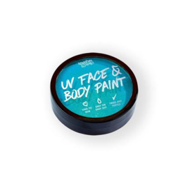 UV face&body cake paint blue (18g) (004-300)