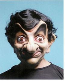 Masker Roan Atkinson (014-208)