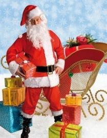 Kerstmanpak Luxe maat M/L (DKW 024-029)