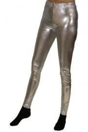 Legging Lamee Zilver L/XL (DKW 013-182)