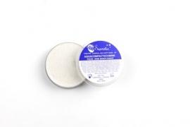 065 Silver white Glitter doosje 16 gram (DKW 001-065)