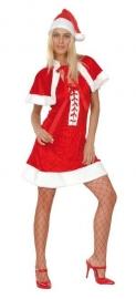 Kerstvrouw Maat M (DKW 024-026)