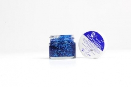 Glittergel pot 15 ml Blauw (DKW 016-043)