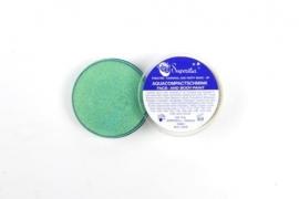 129 Golden Green shimmer Glanskleur doosje 16 gram (DKW 001-129)