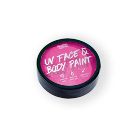 UV face&body cake paint pink (18g) (004-303)