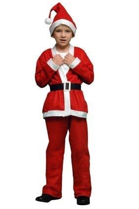 Kerstman kind 5-6 jaar (DKW 024-023)
