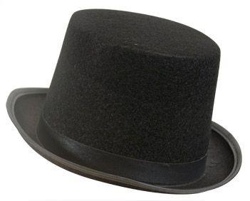 Hoge hoed elegance (DKW 014-164)