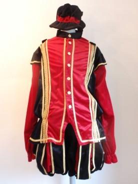 Zwarte Piet kostuums