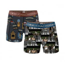 Muchachomalo Uniform Two pack