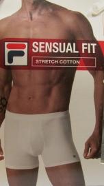 Sensuel Two-Pack stretch cotton grijs melange