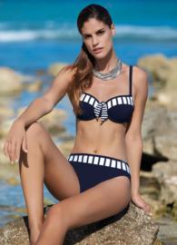 Sunflair Bikini D. Blauw nos softcups met beugel  B t/m G