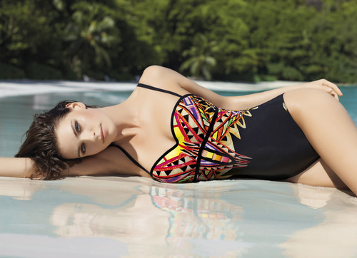 Sunflair Sun Graphic 40B met beugel, softcups