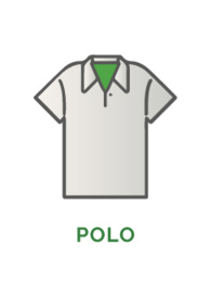 Polo shirt For man incl. Bedrukking