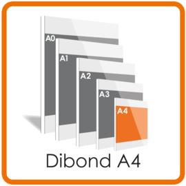 Dibond A4