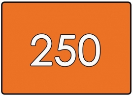 250 X A5 21x14.85cm dubbelzijdig full colour