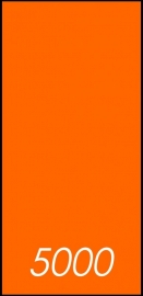 5000 X A4 Lang 14.8x42cm offset enkelzijdig full colour 135gr. glans